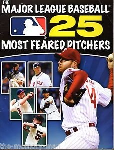 9780977647651: The Major League Baseball 25 Most Feared Pitchers