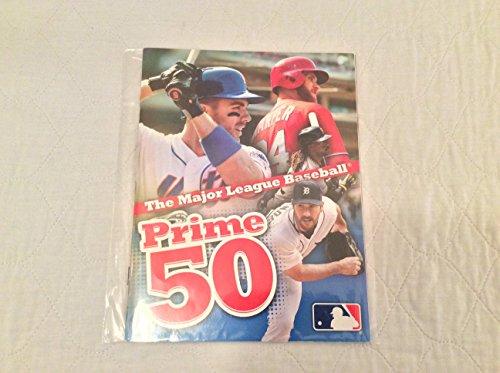 9780977647675: The Major League Baseball Prime 50