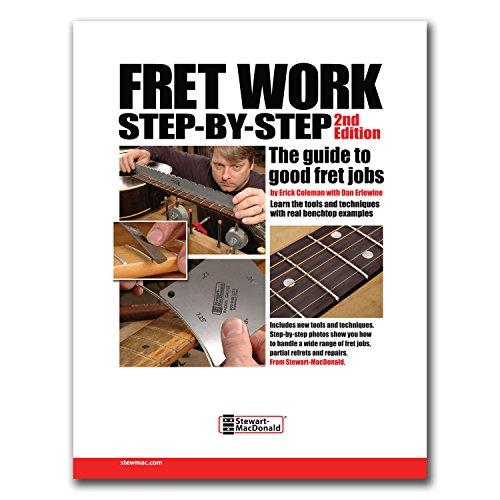 9780977651917: Fret Work Step-By-Step