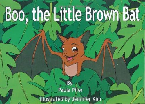 9780977659500: Boo, the Little Brown Bat