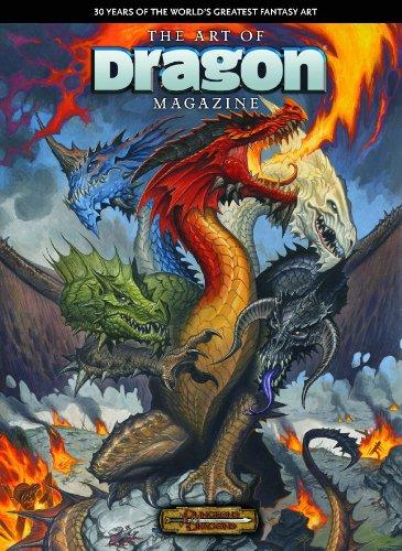 9780977677863: The Art Of Dragon Magazine