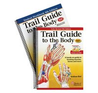 9780977700653: Trail Guide to the Body Combo: Textbook and Student Handbook