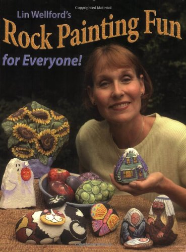 9780977706501: Rock Painting Fun for Everyone!