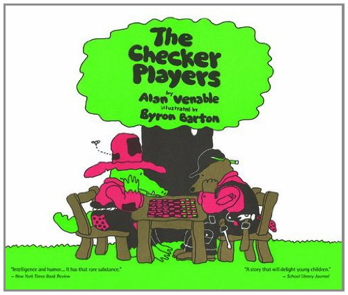 The Checker Players: Alan Venable