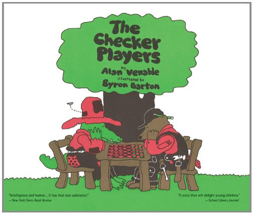 The Checker Players: Venable, Alan