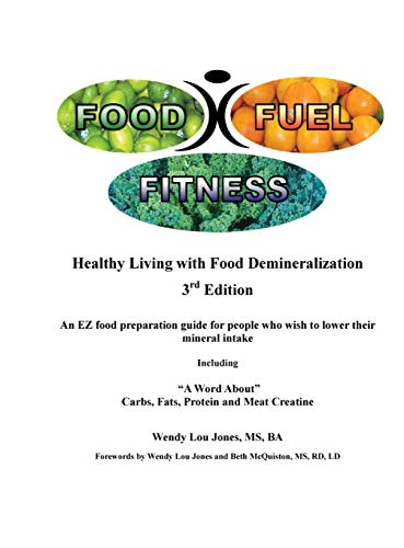 9780977711017: Food - Fuel - Fitness -- 3rd Edition