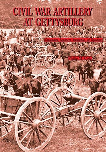 9780977712502: Civil War Artillery at Gettysburg