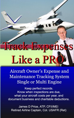 9780977723546: Track Expenses Like a Pro
