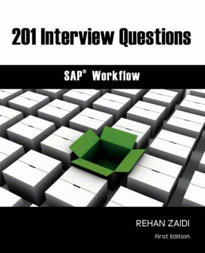 201 Interview Questions - Workflow: Rehan Zaidi