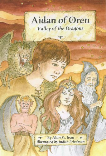 Aidan of Oren: Valley of the Dragons: Alan St. Jean