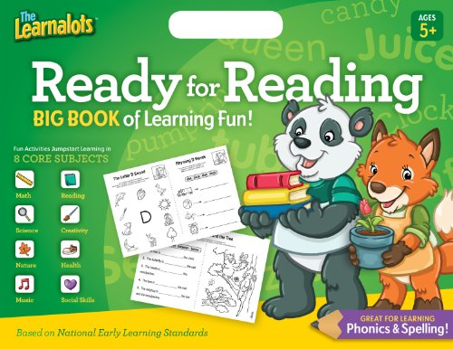 9780977741274: Learnalot Floorpad - Ready for Reading