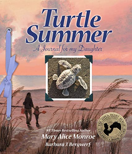9780977742356: Turtle Summer: A Journal for My Daughter
