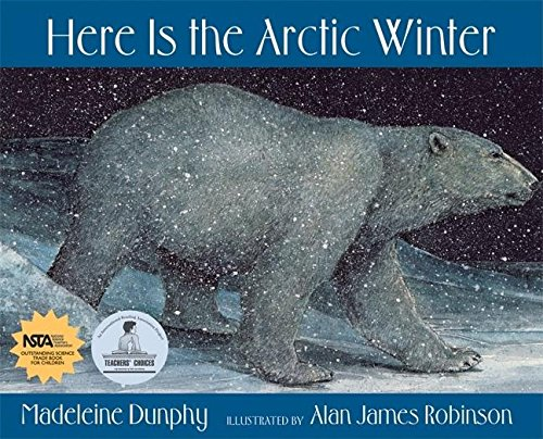 9780977753901: Here Is the Arctic Winter (Web of Life)