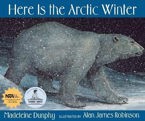 9780977753918: Here Is the Arctic Winter (Web of Life)