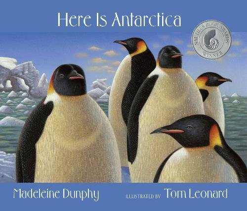 9780977753949: Here Is Antarctica (Web of Life)