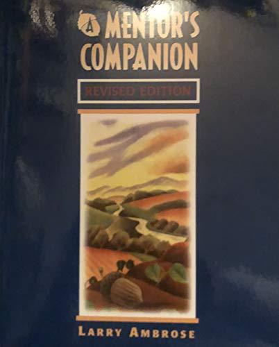 9780977754076: A Mentor's Companion