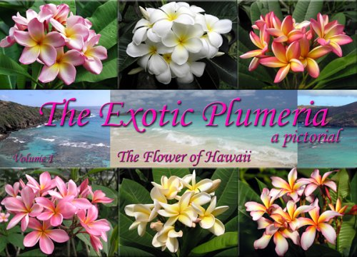 The Exotic Plumeria, a pictorial, Volume 1: Alan W. Bunch