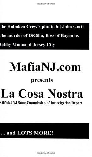 9780977760046: MafiaNJ.com presents La Cosa Nostra