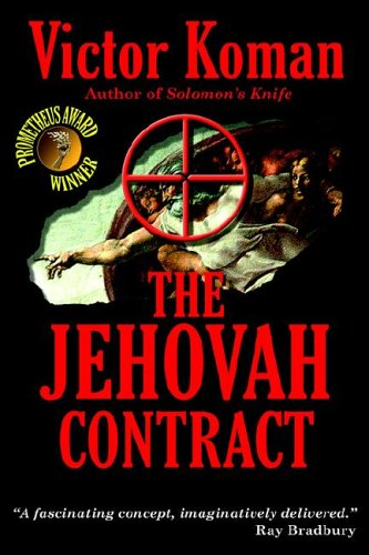 9780977764907: The Jehovah Contract