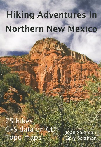 9780977765409: Hiking Adventures in Northern New Mexico