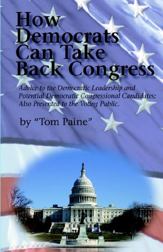 9780977775903: How Democrats Can Take Back Congress