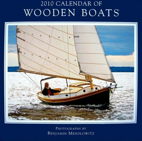 9780977780051: Wooden Boats 2010 Wall Calendar