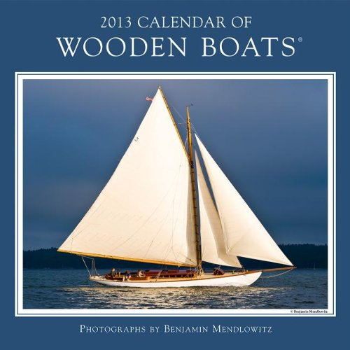 9780977780082: Calendar of Wooden Boats