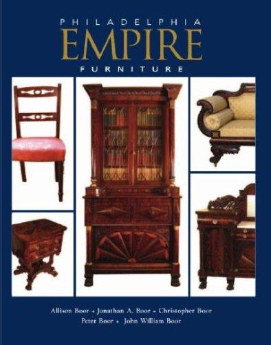 Philadelphia Empire Furniture: Allison Boor; Christopher