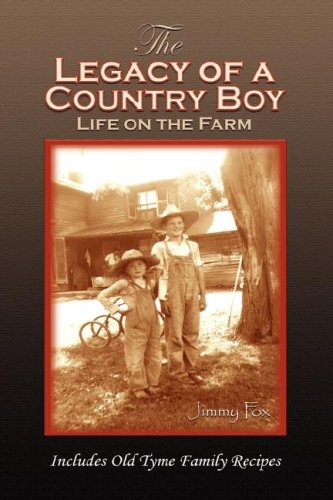 9780977781805: The Legacy of a Country Boy