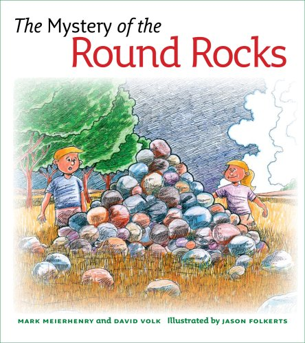 9780977795536: The Mystery of the Round Rocks (Mystery Series)