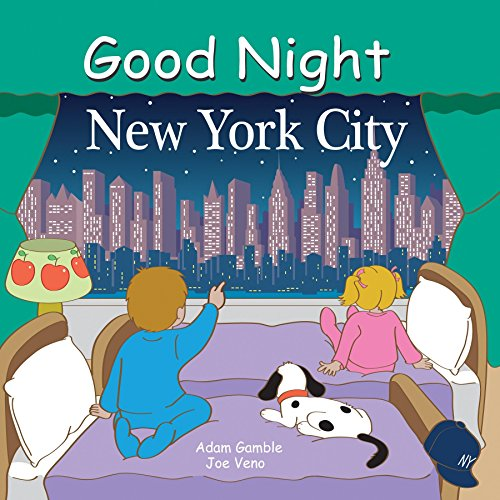 9780977797936: Good Night New York City (Good Night Our World)