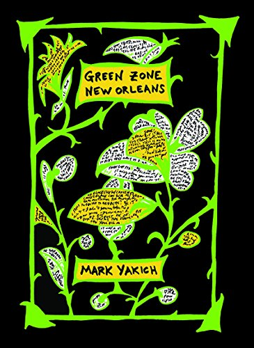 9780977798124: Green Zone New Orleans