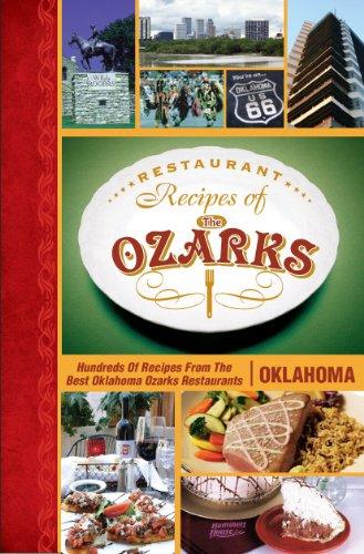 Restaurant Recipes of the Ozarks, Oklahoma: JE Cornwell, Susan Cornwell