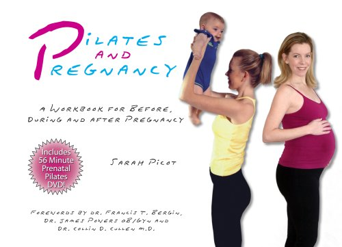 9780977815012: Pilates and Pregnancy: A Workbook for Before, During and After Pregnancy W/DVD