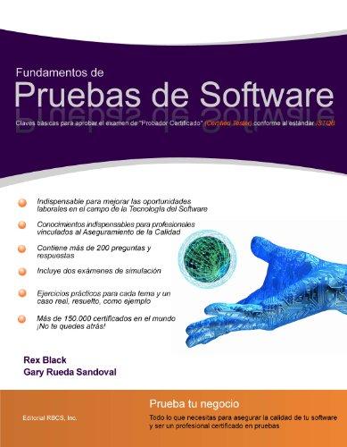 9780977818761: Fundamentos de Pruebas de Software (Spanish Edition)