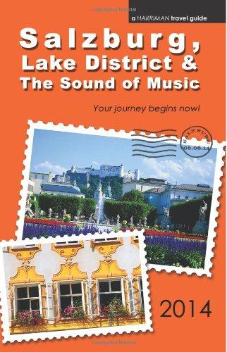 9780977818877: Salzburg, Lake District & The Sound of Music - 2014 edition