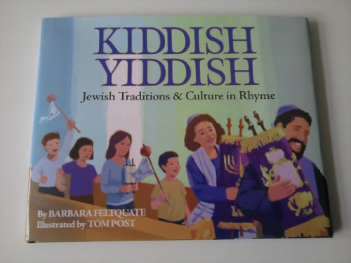 9780977819935: Kiddish Yiddish: Jewish Traditions & Culture in Rhyme