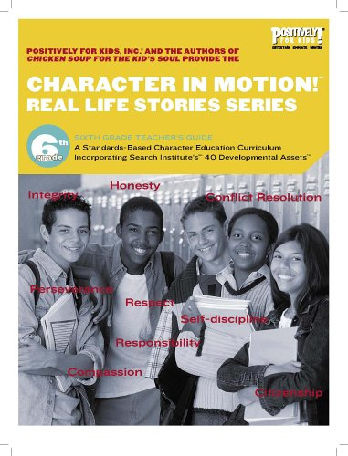 9780977823741: Real Life Stories (Character in Motion)