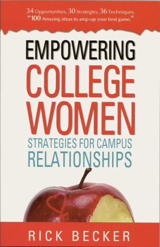 9780977825400: Empowering College Women: Strategies for Campus Relationships