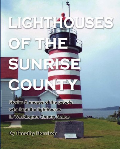 9780977829323: Lighthouses of the Sunrise County
