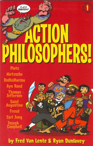 9780977832903: Action Philosophers Vol. 1