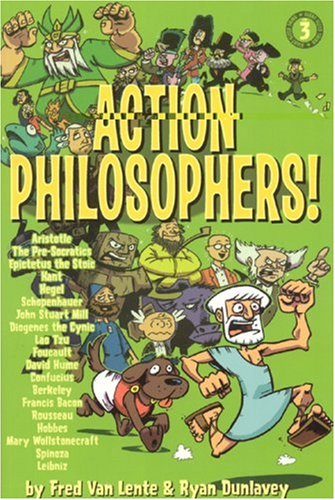 9780977832927: Giant-Size Thing (Action Philosophers!)
