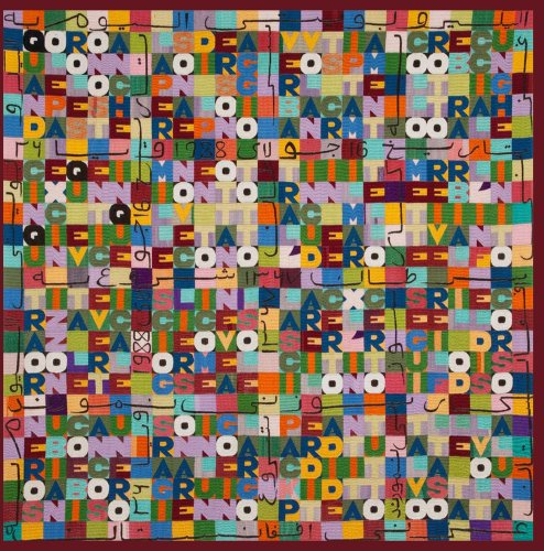 9780977834488: Order and Disorder: Alighiero Boetti by Afghan Women