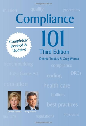 9780977843077: Compliance 101, Third Edition
