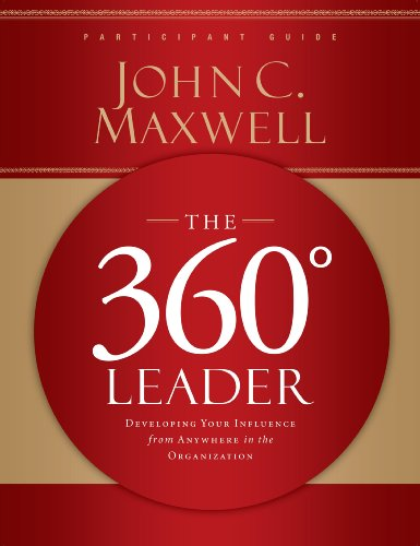 9780977852215: The 360 Degree Leader Participant Guide