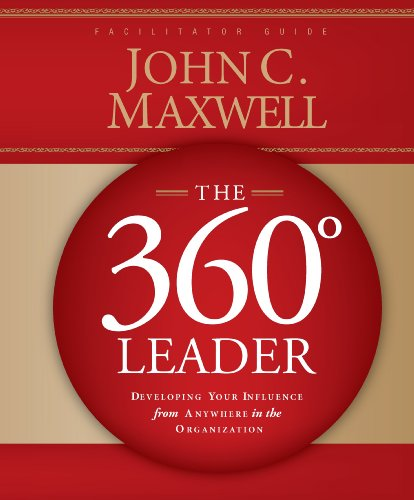 9780977852222: The 360 Degree Leader Facilitator Guide