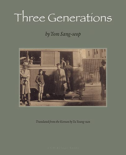 Three Generations: Sang-Seop, Yom