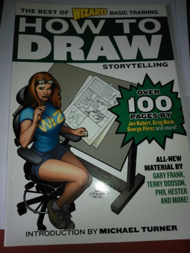 Wizard How to Draw: Storytelling (The Best of Wizard Basic Training): Wizard Entertainment