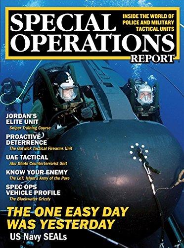 Special Operations Report Vol 9 (0977861368) by Steven Hartov; Samuel Katz