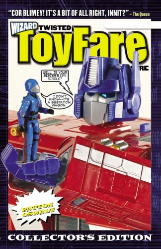 9780977861378: Twisted ToyFare Vol 8